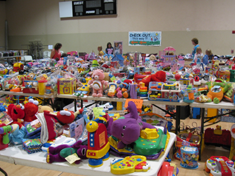 My Kidz Closet children's consignment sale Paulding County Georgia toys
