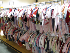 My Kidz Closet children's consignment sale infant clothing