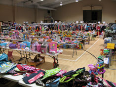 My Kidz Closet children's consignment sale toys clothing